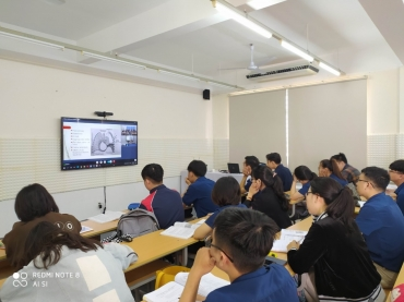 ONLINE LEARNING EXPERIENCE PHAN CHAU TRINH MEDICAL UNIVERSITY