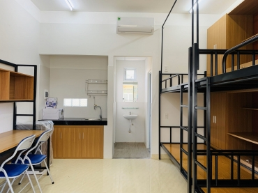 The cost of staying in the dormitory of PCTU