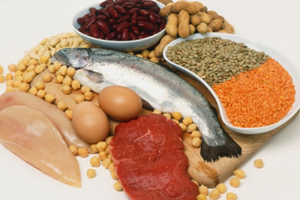 Food for people with arthritis