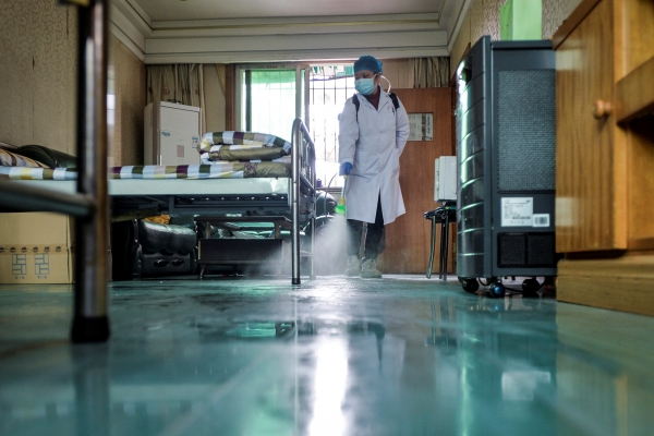 Updated Corona on February 14: Hubei added 116 deaths, nearly 5,000 new infections
