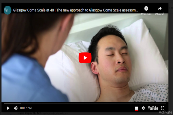 Glasgow Coma Scale at 40 | The new approach to Glasgow Coma Scale assessment