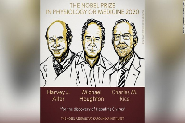 Nobel Biomedical 2020 honors the discovery of hepatitis C virus