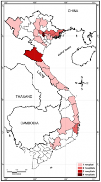 Melioidosis in Vietnam: Recently  Improved Recognition but still an Uncertain Disease Burden after Almost a Century of Reporting